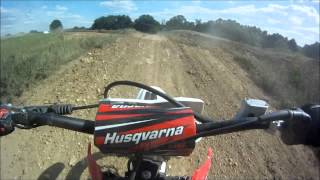 10. husqvarna CR125 2010