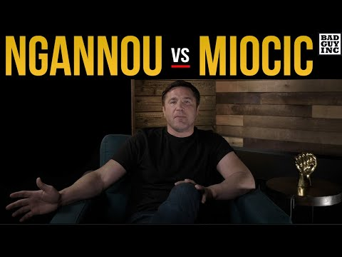 Stipe Miocic Is The Underdog vs Francis Ngannou?