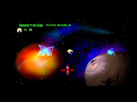 asteroids playstation 2