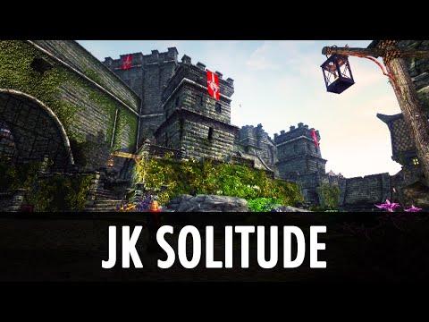 Skyrim Mod: JK Solitude