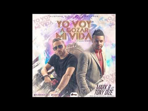 Letra Yo voy a gozar mi vida (Remix) Mark B Ft Tony Dize