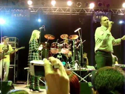 Show da Adriana, em Cornélio Procópio - 23/05/09