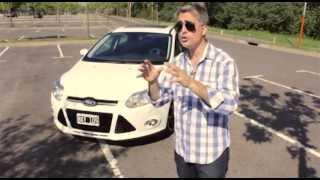 Ford Focus 2.0 Titanium Powershift - Test - Matías Antico