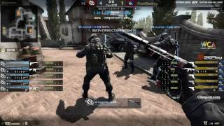 (RU) VICI VS FLASH | bo3 | WCA China qualifer #2 GRAND FINAL | by @Jay_TB MAP2