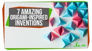 7 Amazing Origami-Inspired Inventions by  SciShow