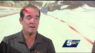 Press Buzzing About Gonzo's HD Sports as the Snow Seasons' Approaching!