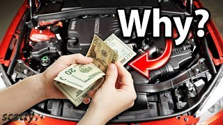 Scotty Kilmer, mechanic for the last 49 years, explains why mechanics often charge so much when fixing modern cars. A whole lot ...