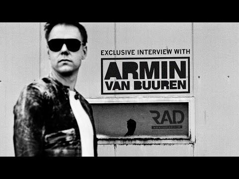 Armin Van Buuren  Interview with RadRadio.FM