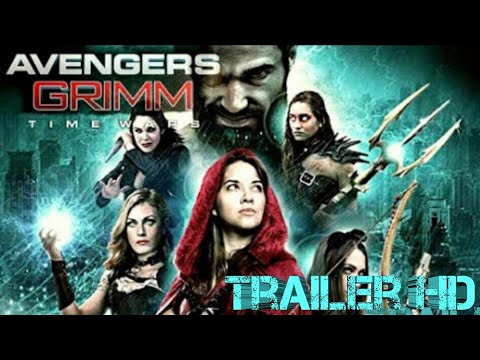 Avengers Grimm 2: Time Wars - Trailer HD