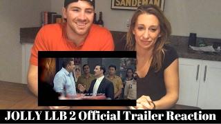 Nonton Jolly Llb 2  2017  Official Trailer Reaction   Akshay Kumar  Annu Kapoor  Huma Qureshi Film Subtitle Indonesia Streaming Movie Download