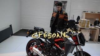 4. [Докатились!] Обзор CF moto 650NK. Квазимодо