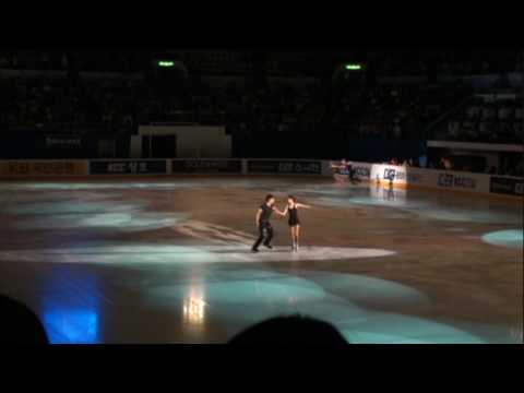 Festa on Ice 2008 Grand Finale 2nd  (another time) Yuna  Arakawa  Johnny (видео)