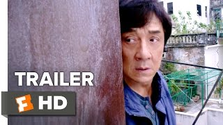 Skiptrace Official Trailer 1  2016    Jackie Chan Movie