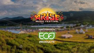 ARISE Music Festival and Sustainability