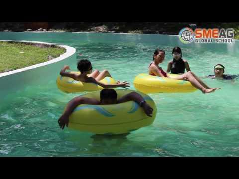SMEAG 英語青少年營隊-水上樂