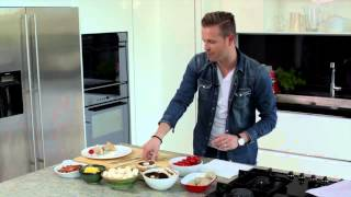 Nicky Byrne - Just Add Mushrooms Continental Kebabs