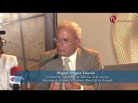 """Foro """"Sanlúcar y los Océanos"""" – Conferencia Miguel Aragón Talaván"""
