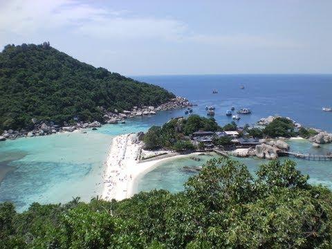 ประเทศไทย, Koh Samui, Lamai Beach, Chaweng, Koh Tao – Thailand