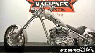 6. 2005 American IronHorse LSC  - Dream Machines Indian Moto...