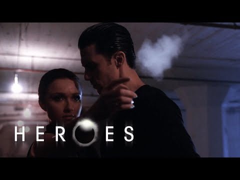 Claire Shoots Peter | Heroes