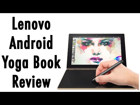 Lenovo Yoga Book Review: The Android laptop of the future?