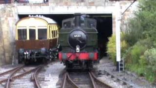 A trip to the Llangollen Railway when they were running their 'Timetable A' which meant only one loco was in service hauling three trains during the day from...