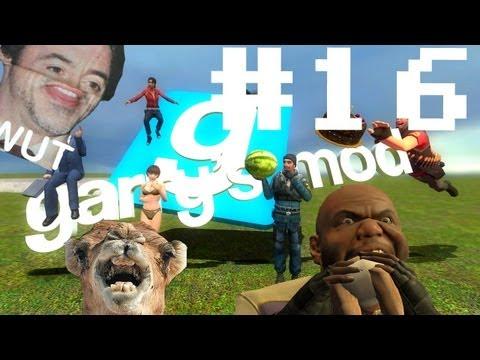 Let's play Garry's Mod! -Part 16- MOAR TOYBOX!!