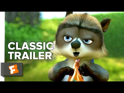 Over The Hedge (2006) Trailer #1 | Movieclips Classic Trailers