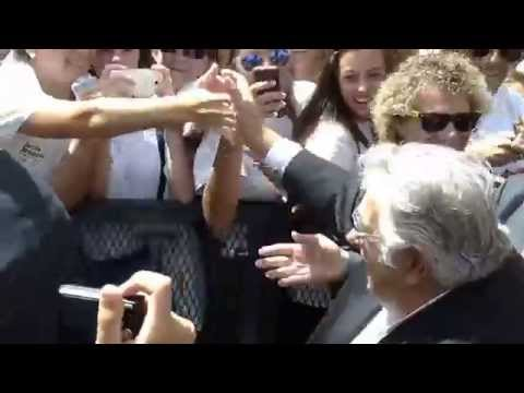 prestígio conquistado por José 'Pepe' Mujica