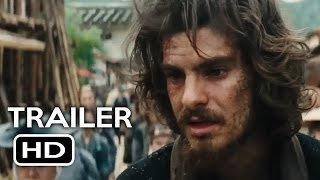 Nonton Silence Official Trailer #1 (2017) Andrew Garfield, Liam Neeson Drama Movie HD Film Subtitle Indonesia Streaming Movie Download