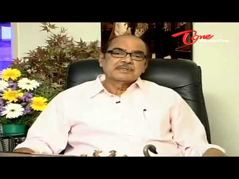 Dr. D Ramanaidu Happy with Padma Bhushan Award