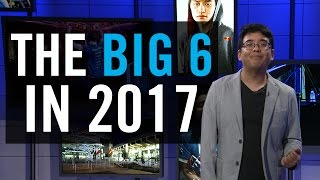 Melee Science: The Big 6 in 2017