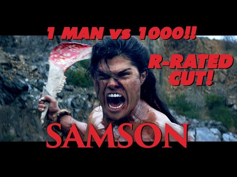 Samson 1000 Man fight - R Rated Version