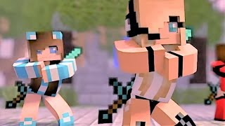 Psycho Girl 1-4 The Complete Minecraft Music Video Series. Minecraft Songs & Minecraft Animation! Minecraft song & animation by Minecraft Jams! ♫ SUBSCRIBE t...