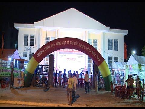 Đưa hàng Việt về huyện đảo Cô Tô