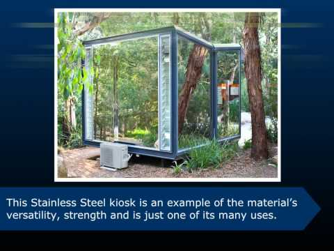 Stainless Sections Product Video