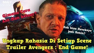 Video Teori & Penjelasan Scene Di Trailer Avengers End Game - Breakdown Trailer MP3, 3GP, MP4, WEBM, AVI, FLV Maret 2019