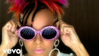 "Lisa ""Left Eye"" Lopes - The Block Party - YouTube"