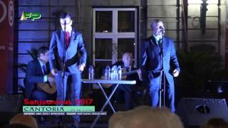 Sanjoaninas 2017  - Cantoria  - Samuel Borges e António Mendes -  25 de Junho