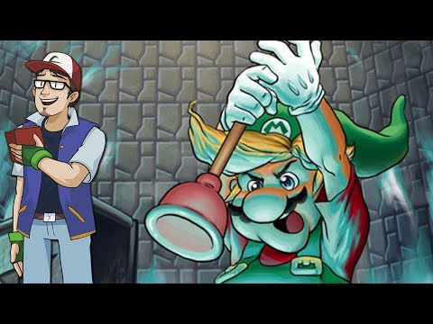 Mario Cameos in Legend of Zelda