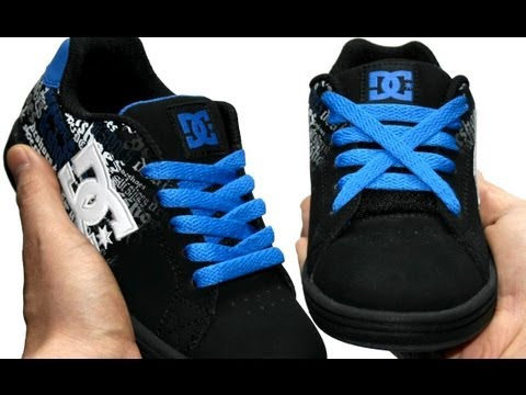 **HOW TO LACE KIDS SHOES WITH NO BOW**