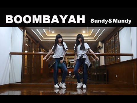 BLACKPINK  BOOMBAYAH  By Sandy&Mandy (dance Cover)