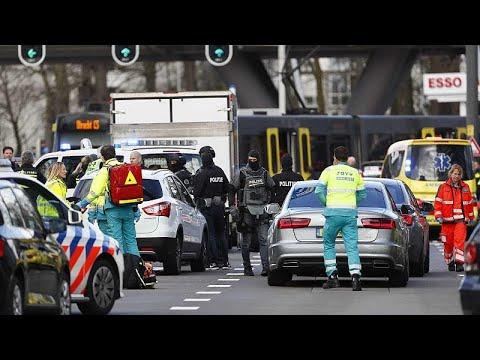 Fusillades à Utrecht, aux Pays-Bas : 3 morts, un suspect recherché