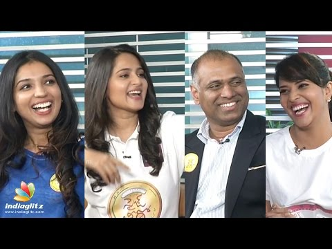 Size Zero Movie Team Special Chit Chat || Anushka, Sonal Chauhan, Prasad V Potluri