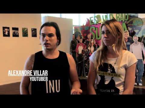 Confiram como foi a Santos Comic Expo 2016, em cobertura feita pelos jovens das Oficinas Querô.