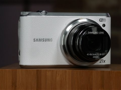 Samsung's Smart Camera WB350F a decent complement to your smartphone's camera