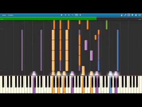 Survive the night five nights at freddy s 2 song synthesia