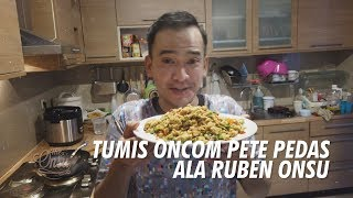 Video The Onsu Family - Tumis Oncom Pete Pedas Ala Ruben Onsu MP3, 3GP, MP4, WEBM, AVI, FLV April 2019