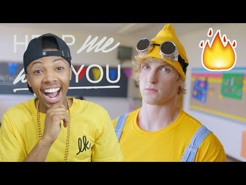 Logan Paul - Help Me Help You [Official Music Video] Reaction