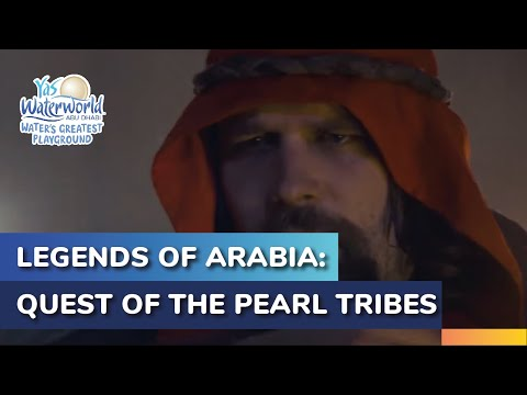 Legends of Arabia: Quest of the Pearl Tribes